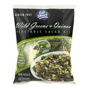 Eat Smart Wild Greens & Quinoa Vegetable Salad Kit