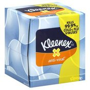 Kleenex Tissues, Looking Glass, 3-Ply