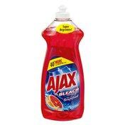 Ajax with Bleach Alternative Ruby Red Grapefruit Dish Liquid