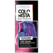 L'Oreal Hair Makeup 1-Day Hair Color Neon Pink 200 (for blondes)