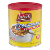 Lieber's Consomme Vegetable