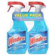 Windex Original Twin Pack Glass Cleaner