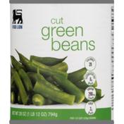 Food Lion Green Beans, Cut, Can