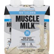 CytoSport Muscle Milk Protein Shake, Non Dairy, Vanilla Creme