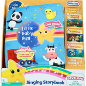Little Tikes Singing Story Book, 6+ Mos