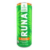 Runa Organic Clean Energy Drink, Blood Orange