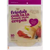 Frieda's Ooh La La French Style Crepes - 10 CT