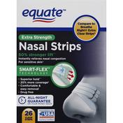 Equate Nasal Strips, Extra Strength