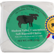 Old Chatham Cheese, Soft, Ripened, Hudson Valley Camembert