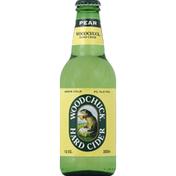 Woodchuck Hard Cider, Pear