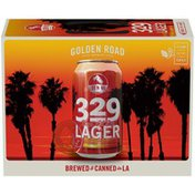 Golden Road Brewing Lager