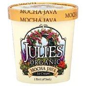 Juilies Ice Cream, Mocha Java