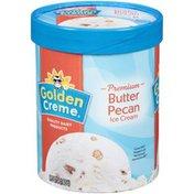 Golden Creme Premium Butter Pecan Ice Cream