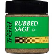 Spice Trend Rubbed Sage