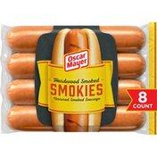 Oscar Mayer Hardwood Smoked Smokies Uncured Smoked Sausage
