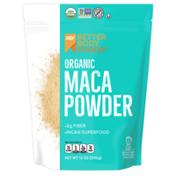 BetterBody Foods  Organic Maca Powder