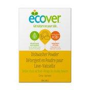 Ecover Dishwasher Soap Powder, Citrus
