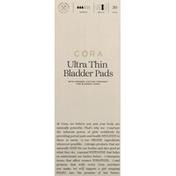Cora Bladder Pads, Ultra Thin, Moderate, Regular