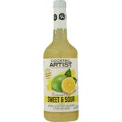 Cocktail Artist Premium Mix, Sweet & Sour