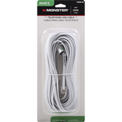 Monster Telephone Line Cable, 50 Feet