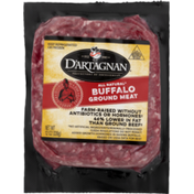 D'Artagnan Buffalo, Ground Meat