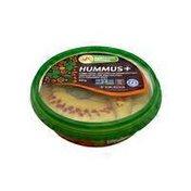 Sunflower Kitchen Curry Lentil  With Spicy Cilantro Hummus