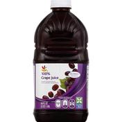 SB 100% Juice, Grape