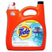 Tide Ultra Concentrated Liquid Laundry Detergent With Oxi