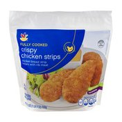 SB Fully Cooked Crispy Chicken Strips