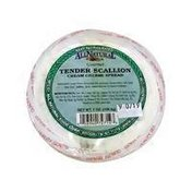 All Natural Food Corp Tender Scallion Cream Cheese Spread