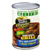 Health Valley Organic Vegetarian 3 Bean Chipolte Chili