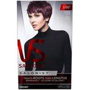 Vidal Sassoon Salonist Permanent 3/66 2 Darkest Intense Violet Hair Colour