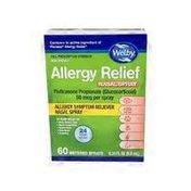 Welby Non-drowsy Fluticasone Propionate (glucocorticoid) Allergy Relief Nasal Metered Sprays