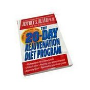 Nutri Books The 20-Day Rejuvenation Diet Program Book