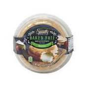 Specially Selected Original Baked Brie Cheese