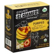 Go Gourmet SuperFood Snack, Organic, Pumped