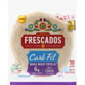 Frescados Tortillas, Whole Wheat