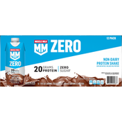 CytoSport Muscle Milk Protein Shake, Chocolate, Non-Dairy, 12 Pack
