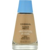 CoverGirl Liquid Foundation, Sand Beige 553