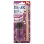 Refresh Reeds Reed Diffuser, Lavender