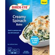 Birds Eye Creamy Spinach Bake