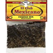El Club Mexicano Mixed Cumin