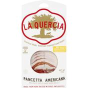 La Quercia Pork Belly, Pancetta Americana, Delicate Dry Cured