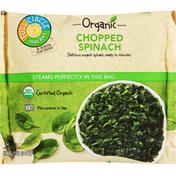 Full Circle Spinach, Chopped