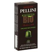 Pellini Coffee, Organic, Espresso, Single Serve Capsules