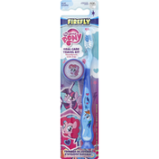 Firefly Toothbrush, with Cap, My Little Pony, Soft