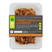 Perfect Fit Meals Turkey Enchilada Casserole