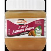 Manischewitz Almond Butter, Roasted, Creamy