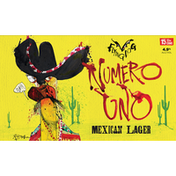 Flying Dog Beer, Mexican Lager, Numero Uno