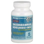 Jarrow Formulas Saccharomyces Boulardii + MOS, Vegetarian Capsules